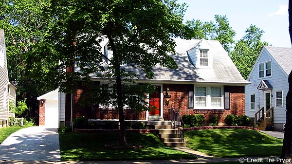 Photo of a Louisville KY home
