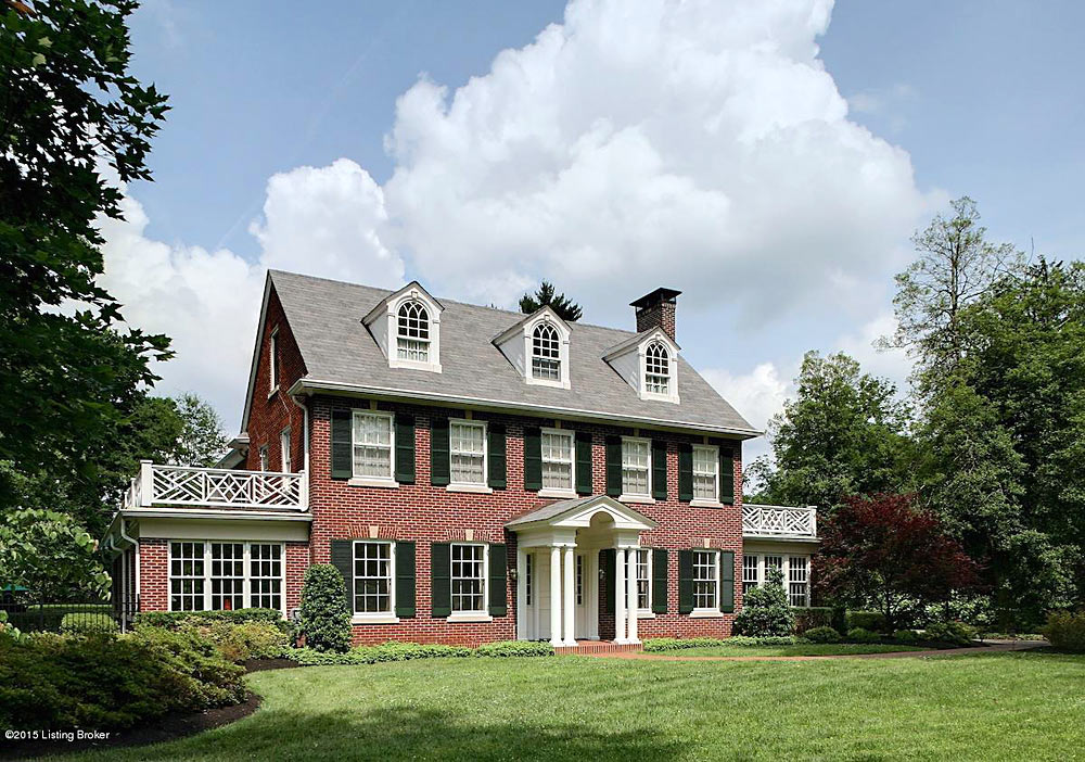 Photo of Most Expensive Louisville Homes: 1045 Alta Vista Rd