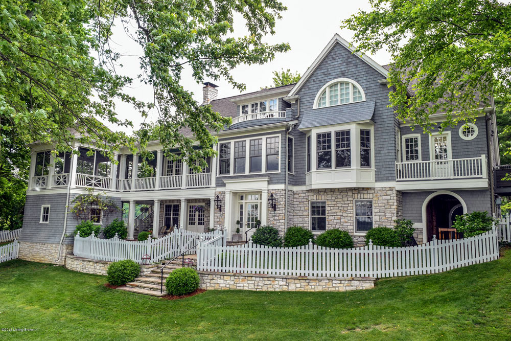 Photo of Most Expensive Louisville Homes: 2400 Belknap Beach Rd