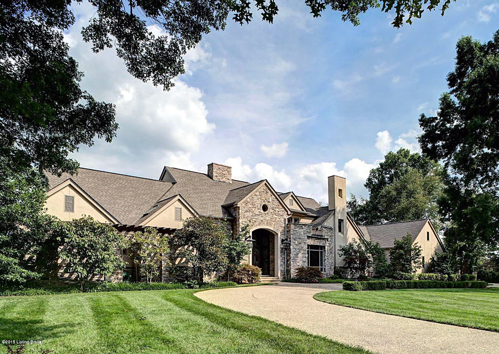Photo of Most Expensive Louisville Homes: 3607 River Ridge Cove
