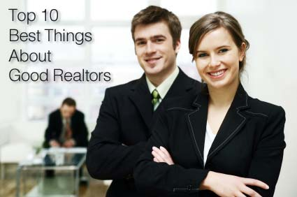 Top 10 Best Things About Good Realtors