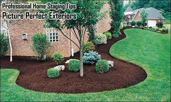 Professional Home Staging Tips: Picture Perfect Exteriors