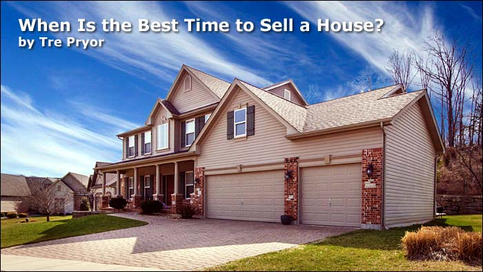 Photo of a gorgeous home: When Is the Best Time to Sell a House?
