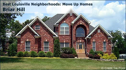 Briar Hill - Best Louisville Neighborhoods: Move Up Homes