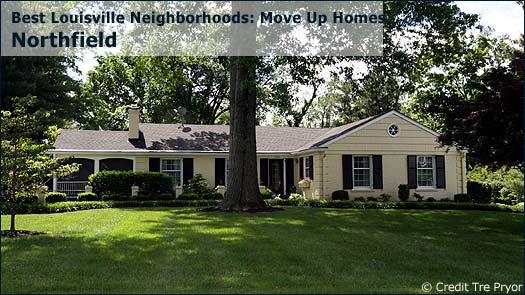 Northfield - Best Louisville Neighborhoods: Move Up Homes