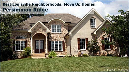 Persimmon Ridge - Best Louisville Neighborhoods: Move Up Homes