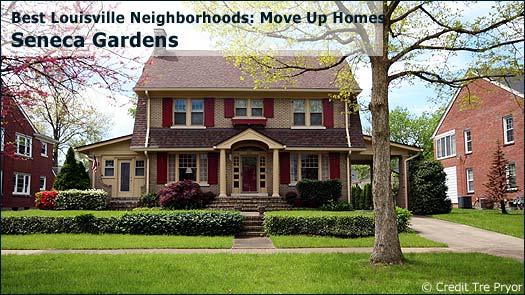 Seneca Gardens - Best Louisville Neighborhoods: Move Up Homes