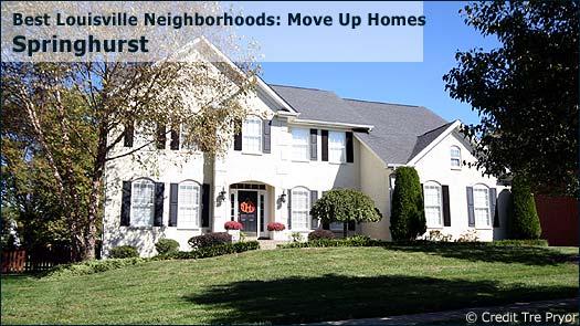 Springhurst - Best Louisville Neighborhoods: Move Up Homes