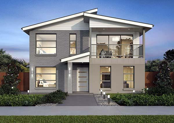 Photo of a modern house design 2019