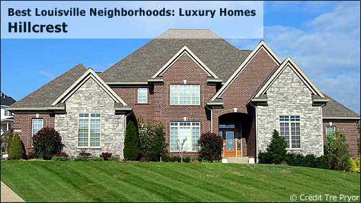 Hillcrest - Best Louisville Neighborhoods: Luxury Homes