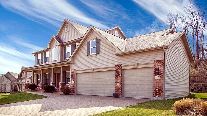 Photo of a home ready to sell