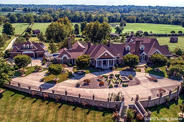 Photo of 9936 Shelbyville Rd, Simpsonville, KY 40067 - Top 5 most expensive home sold in Louisville Kentucky during 2019