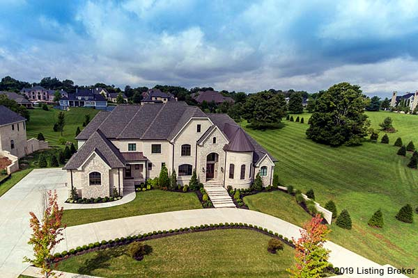 Photo of 5807 Harrods Glen Dr, Prospect, KY 40059 - Top 5 most expensive home sold in Louisville Kentucky during 2019