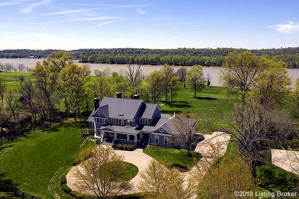Photo of 3608 River Ridge Cove, Prospect, KY 40059 - Top 5 most expensive home sold in Louisville Kentucky during 2019