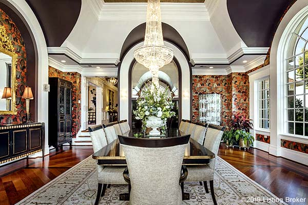 Photo of the interior of Louisville's most expensive home sold in 2019