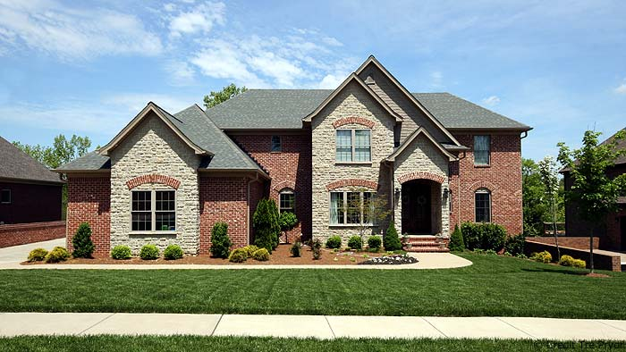 Photo of a new home in Brentwood Crestwood Kentucky